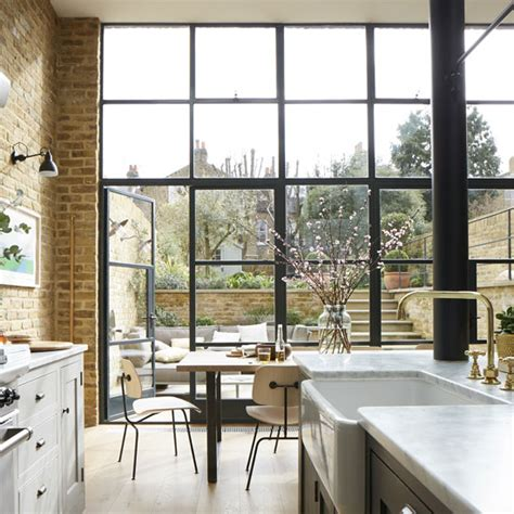modern living room decor ideas need to crittall windows ideal home