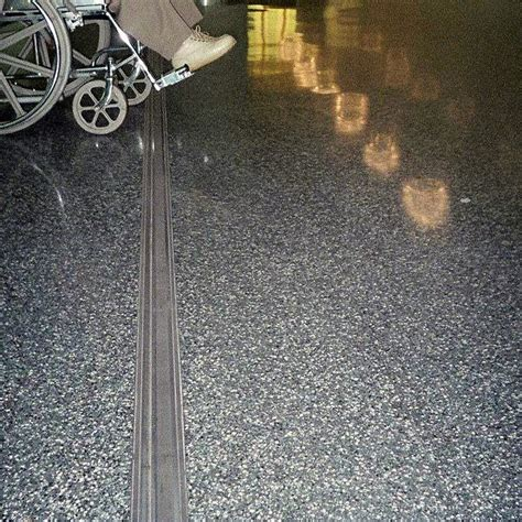 epoxy flooring expansion joints hospital expansion joint should handle heavy rolling loads emseal does