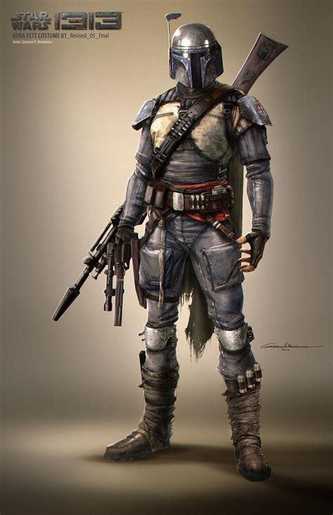 Star Wars 1313 Concept Art Images; Star Wars 1313 Was
