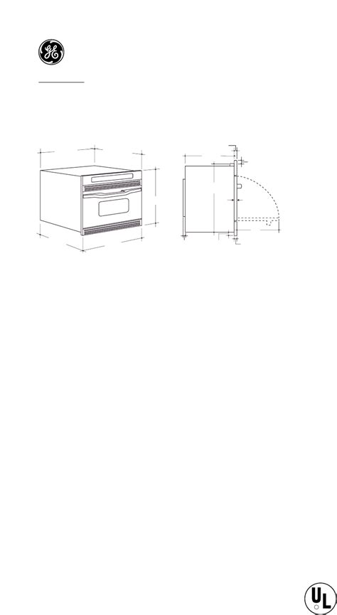 ge monogram oven zsccss user guide manualsonlinecom