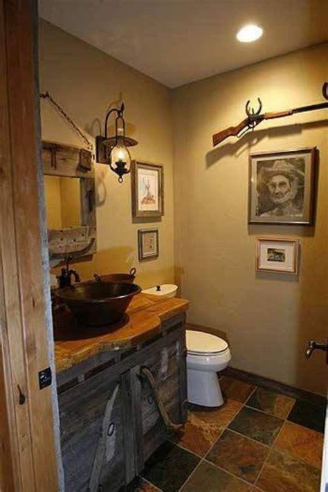 Western Themed Bathroom Ideas by Plan 11585kn Fully Loaded Rustic Retreat Cabin
