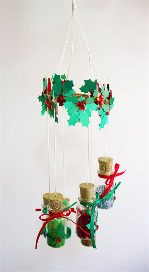 diy christmas hanging decoration