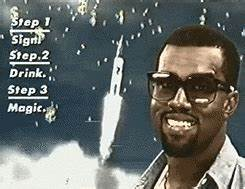 Awesome Kanye West GIF - Find & Share on GIPHY