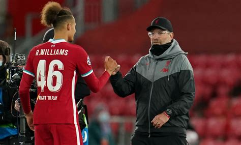 Klopp on finding solutions, Williams progress and West Ham ...