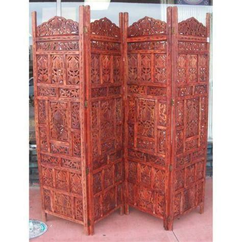 Carved Room Divider Ebay