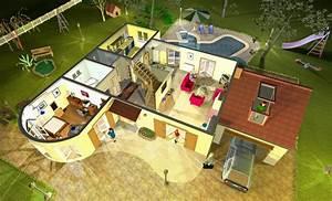 architecte 3dhd arcon 14 With creation de maison 3d 4 3d architecte expert cad telecharger gratuitement la