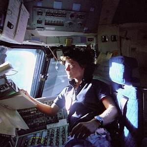 The Astronaut As Enigma: An Interview With Lynn Sherr ...
