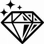 Diamond Icon Svg Gem Jewelry Icons Gemstone
