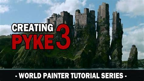 world painter tutorial series pyke part  hills