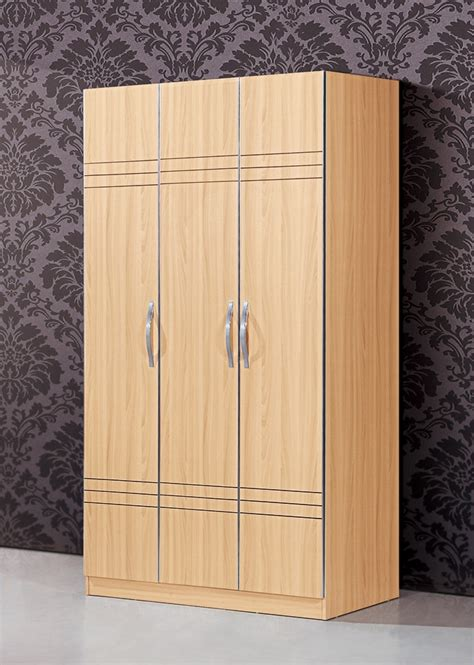 Wooden Cloth Wardrobe by Clothe Storage Wardrobe Simple Wooden Cloth Closet New