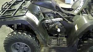 Lot 1259a 2004 Arctic Cat 400 4x4 Atv Mrp Automatic Act
