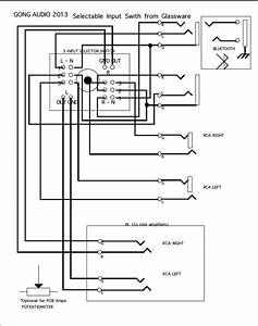 Wiring Diagram For Selectable Switch  U2013 Rnd
