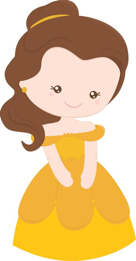 disney princess clipart princesas da disney grafos littleprincess1 png minus