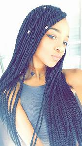 Senegalese twists | HAIR | Pinterest | Hair style ...