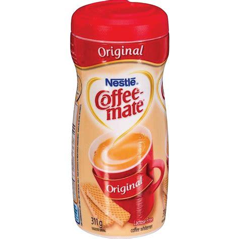 Coffee mate oatmeal crème pie (16 fl. Coffee-Mate Original Creamer - Original Flavor - 311 g - 12/Carton - Madill - The Office Company