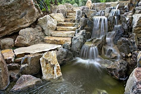 denver water features landscape connection