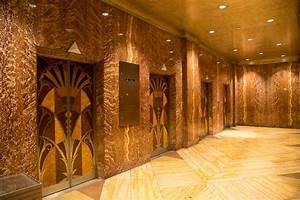 Empire state building the best 5 years for Empire state building art deco interior