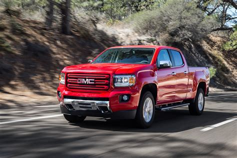 All-new Chevy Colorado, Gmc Canyon Add Vigor