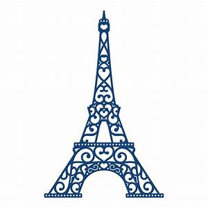 Tattered Lace - Dies - Eiffel Tower | city | Pinterest ...