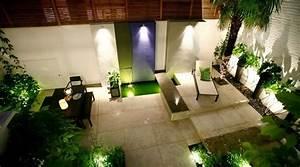Balkon Beleuchtung Ohne Strom : la formula para decorar patios y jardines peque os ~ Bigdaddyawards.com Haus und Dekorationen