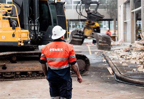 demex demolition excavation asbestos