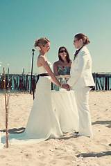 Ptown lesbian marriage package