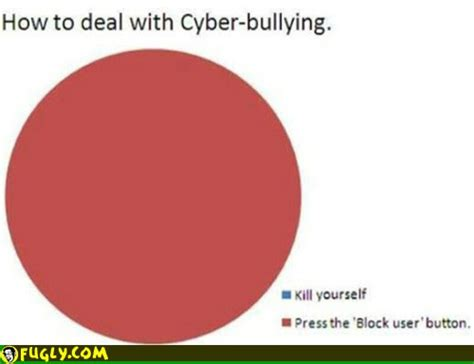 How To Deal With Cyberbullying Fugly