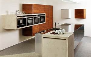 Küche In Betonoptik : k che cube und balance in edelstahl betonoptik und ~ Michelbontemps.com Haus und Dekorationen