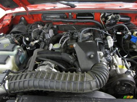 Ford 4 0 Liter Engine Diagram by 1999 Ford Ranger Xlt Extended Cab 4x4 4 0 Liter Ohv 12