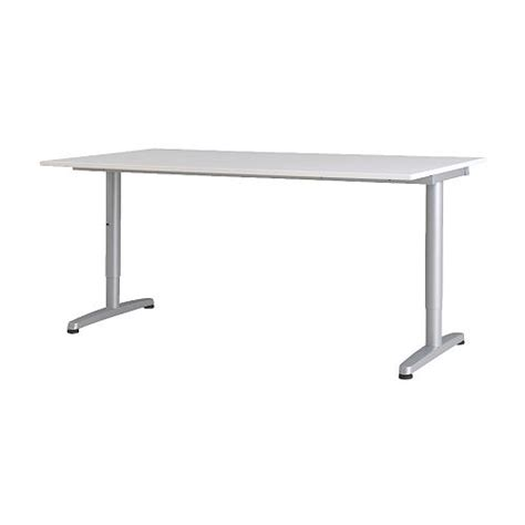 White Ikea Galant Corner Desk by Office Desks Galant Bekant System Ikea