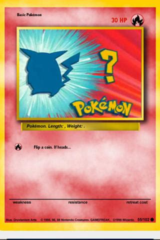 Card Builder For Pokemon On The App Store On Itunes