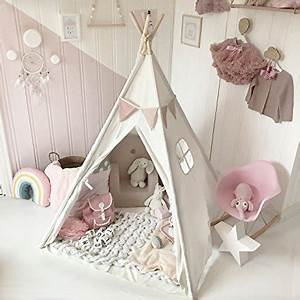 Tipi Bebe Fille : top 8 best kids teepee of 2017 ~ Teatrodelosmanantiales.com Idées de Décoration