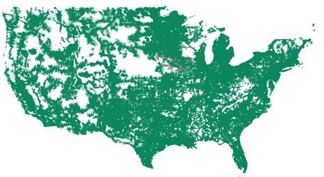 Coverage map has been updated : tmobile