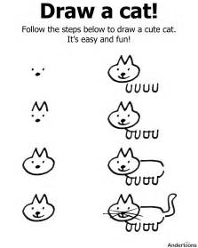 how to draw a cat draw a cat archives andertoons
