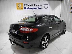 Voiture Occasion Renault : voiture occasion renault fluence dci 110 fap eco2 black edition 2012 diesel 56000 vannes ~ Medecine-chirurgie-esthetiques.com Avis de Voitures
