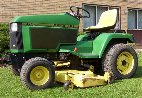 deere 425 garden tractor won t start the best of deer