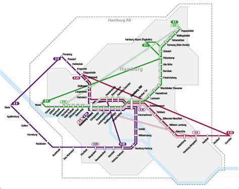 hamburg liniennetzplan