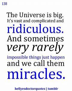 Doctor Who Quotes ♥ - no1drwhofan Photo (35884454) - Fanpop