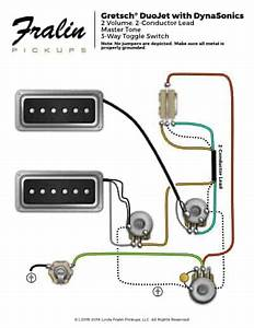 Wiring Schematic P90 Pick Up