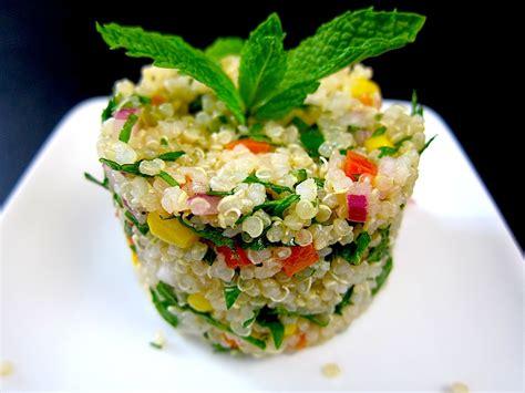cuisine quinoa quinoa tabbouleh pisco trail