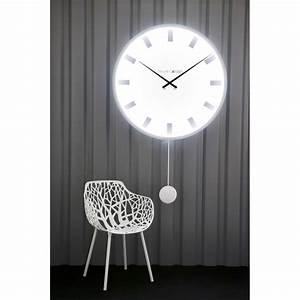 Horloge De Gare : horloge de gare lumineuse et comtoise g ante heure cr ation ~ Teatrodelosmanantiales.com Idées de Décoration
