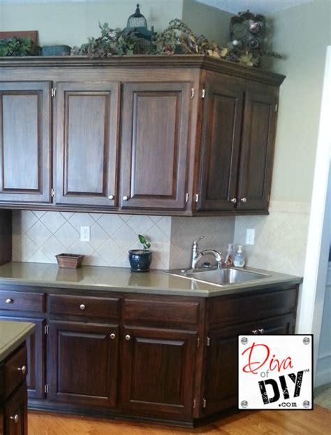 oak cabinet makeover   paint   professional