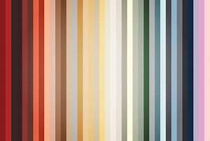 Quot Art Deco Color Palette Of 1940 Quot Graphic Illustration Art