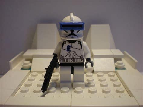 Lego Star Wars Custom Clone Trooper Echo, Il Sagit Dun Custom