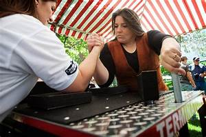 West Mountain Woman An Arm Wrestling Champion