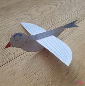 Comment Faire Un Oiseau En Papier : l 39 oiseau qui fait flap flap cabane id es ~ Melissatoandfro.com Idées de Décoration