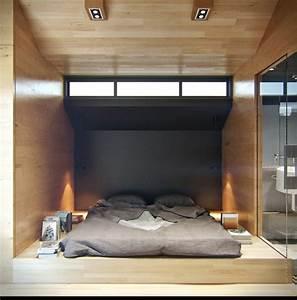 Kleine Zimmer Gemütlich Einrichten : kleines schlafzimmer einrichten 30 super ideen ~ Bigdaddyawards.com Haus und Dekorationen