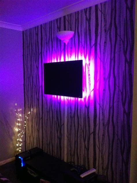 light up your tv using rgb led strips instyle led