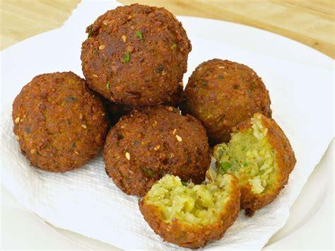 falafel recipe falafel with tahini sauce food people want