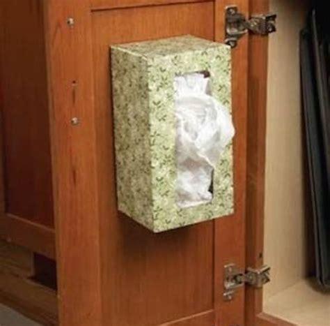 que faire avec une boite de mouchoir vide 24 choses que vous pouvez r 201 utiliser avant de les jeter